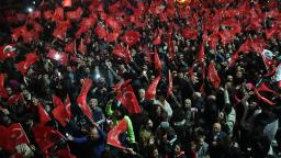 Erdogan's party contests election results in Istanbul and Ankara