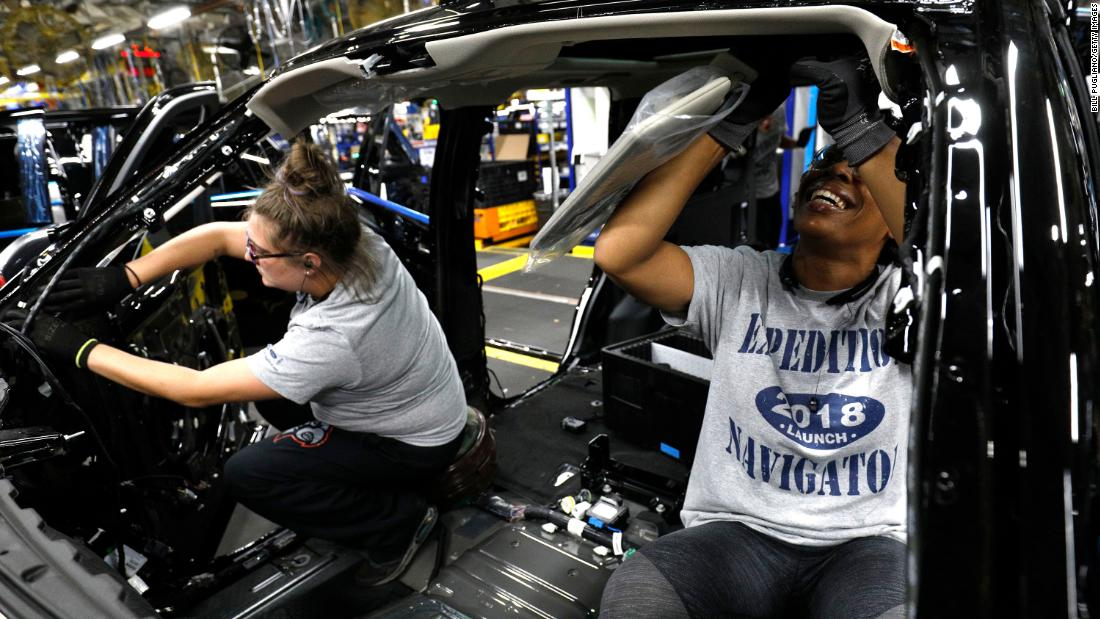 US auto plants would shut down within a week if border