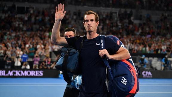 Murray seemed set to retire after his Australian Open defeat to Roberto Bautista Agut.
