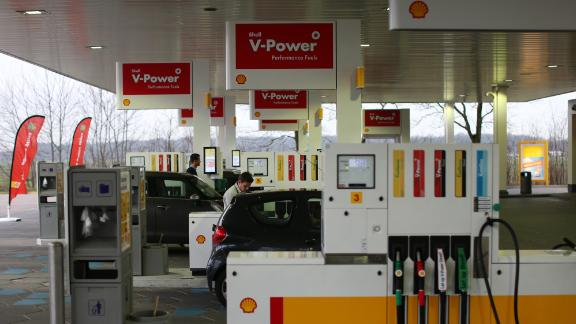 Shell is dropping out of a major oil lobby.