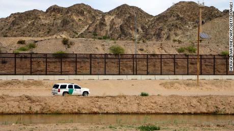 The trump administrator is considering temporary courts along the southern border