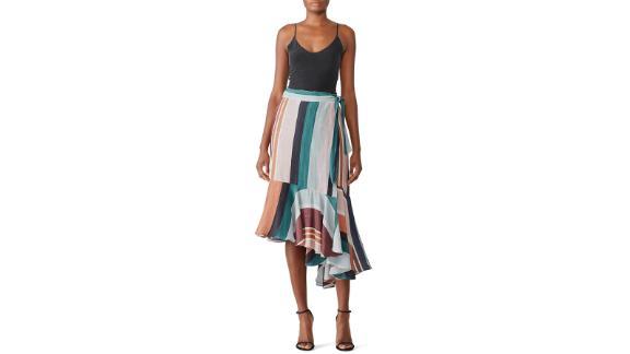 Apiece Apart Rosita Wrap Skirt (prices vary based on subscription; renttherunway.com)