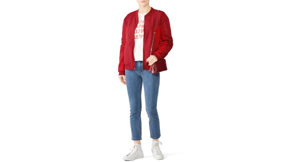 Rebecca Minkoff Darma Jacket (prices vary based on subscription; renttherunway.com)