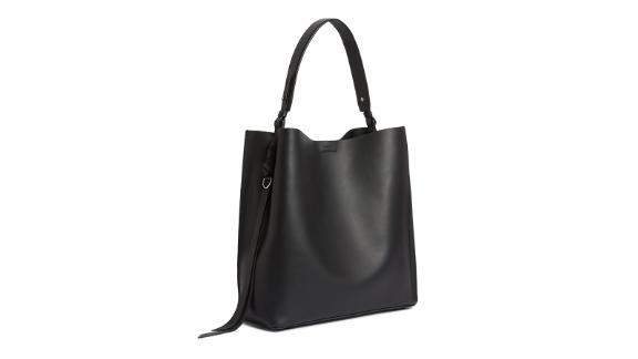 AllSaints Voltaire NS Tote (prices vary based on subscription; renttherunway.com)