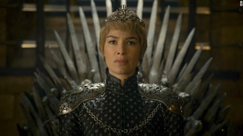 The ruthless Cersei Lannister.