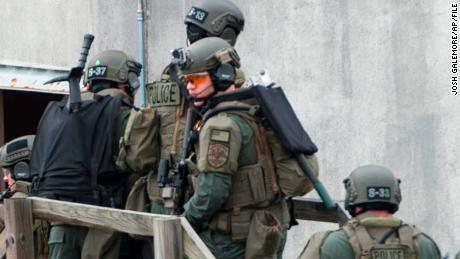 There are no national statistics on swatting incidents but authorities estimate there were hundreds as of 2013.