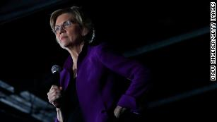Elizabeth Warren's campaign announces $6 million first-quarter haul as it makes huge hires in early states