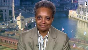 Chicago Mayor-elect Lightfoot on challenges facing city