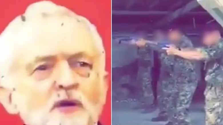 Image result for corbyn army