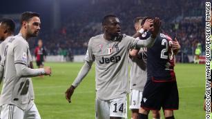 Moise Kean Raheem Sterling Stormzy Criticize Leonardo Bonucci Racism Comments Cnn