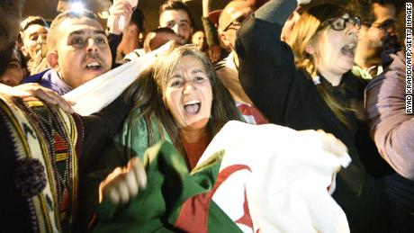 Algeria's President finally resigned. Will that be enough to quell protests?