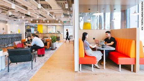WeWork Dalian Lu - Common Areas