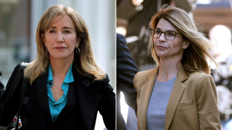 Image result for Lori Loughlin and Mossimo Giannulli are 'not ready' to make a plea in college admissions scandal