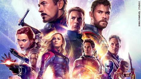 'Avengers: Endgame' shatters box office records