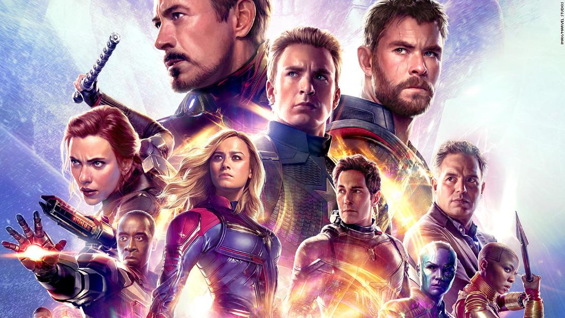 'Avengers: Endgame' getting re-release in bid to dethrone 'Avatar'