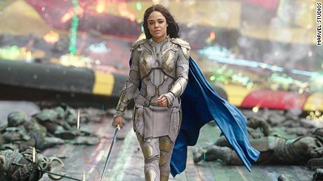 Image result for Valkyrie marvel""