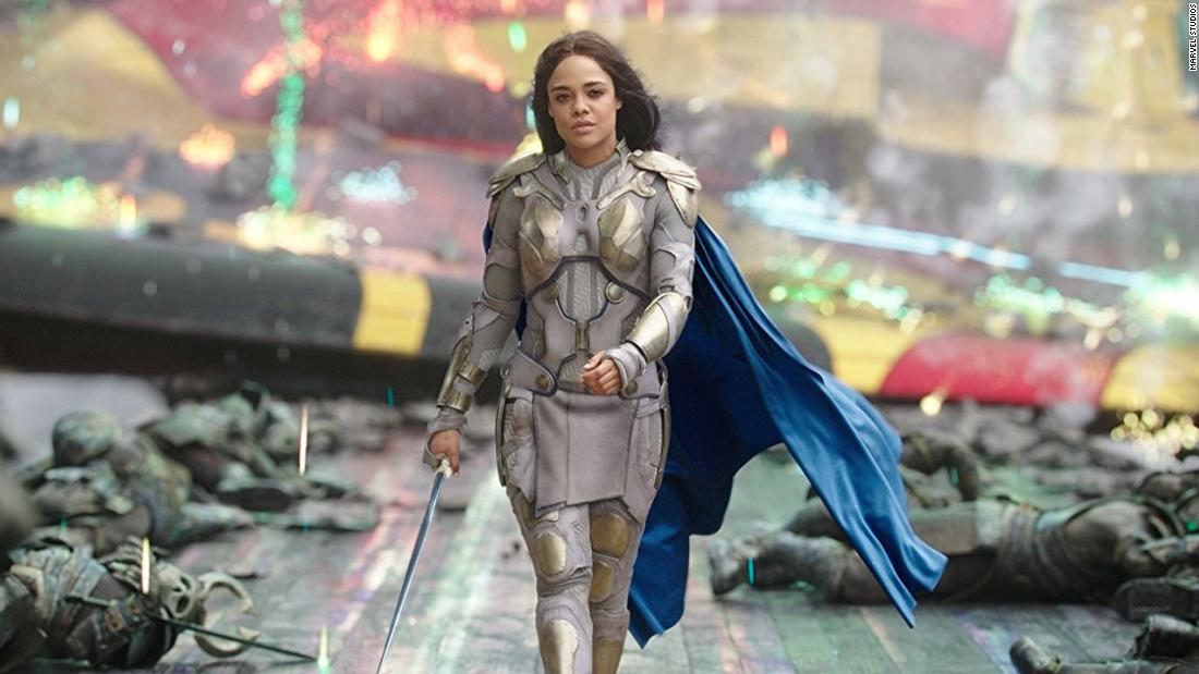Valkyrie is now the first LGBTQ Marvel movie superhero, but she's