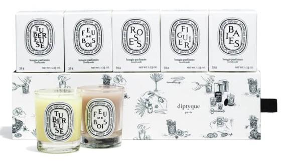 "<strong>Diptyque Scented Candle Set ($55; </strong><a href=""https://click.linksynergy.com/deeplink?id=Fr/49/7rhGg&mid=1237&u1=0403mothersdaygiftsnordstrom&murl=https%3A%2F%2Fshop.nordstrom.com%2Fs%2Fdiptyque-scented-candle-set-75-value%2F4346158"" target=""_blank"" target=""_blank""><strong>nordstrom.com</strong></a><strong>)</strong><br />"