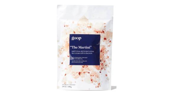"<strong>GOOP 'The Martini' Emotional Detox Bath Soak ($35; </strong><a href=""https://click.linksynergy.com/deeplink?id=Fr/49/7rhGg&mid=1237&u1=0403mothersdaygiftsnordstrom&murl=https%3A%2F%2Fshop.nordstrom.com%2Fs%2Fgoop-the-martini-emotional-detox-bath-soak%2F4952134"" target=""_blank"" target=""_blank""><strong>nordstrom.com</strong></a><strong>)</strong><br />"