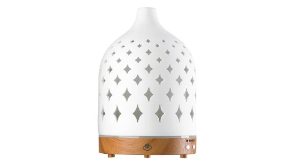 """<strong>Serene House Supernova Electric Aromatherapy Diffuser ($69.99; </strong><a href=""""https://shop.nordstrom.com/s/serene-house-supernova-electric-aromatherapy-diffuser/4621821"""" target=""""_blank"""" target=""""_blank""""><strong>nordstrom.com</strong></a><strong>)</strong><br />"""