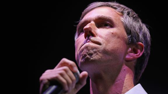 O'Rourke concedes the race to Cruz on Election Day.