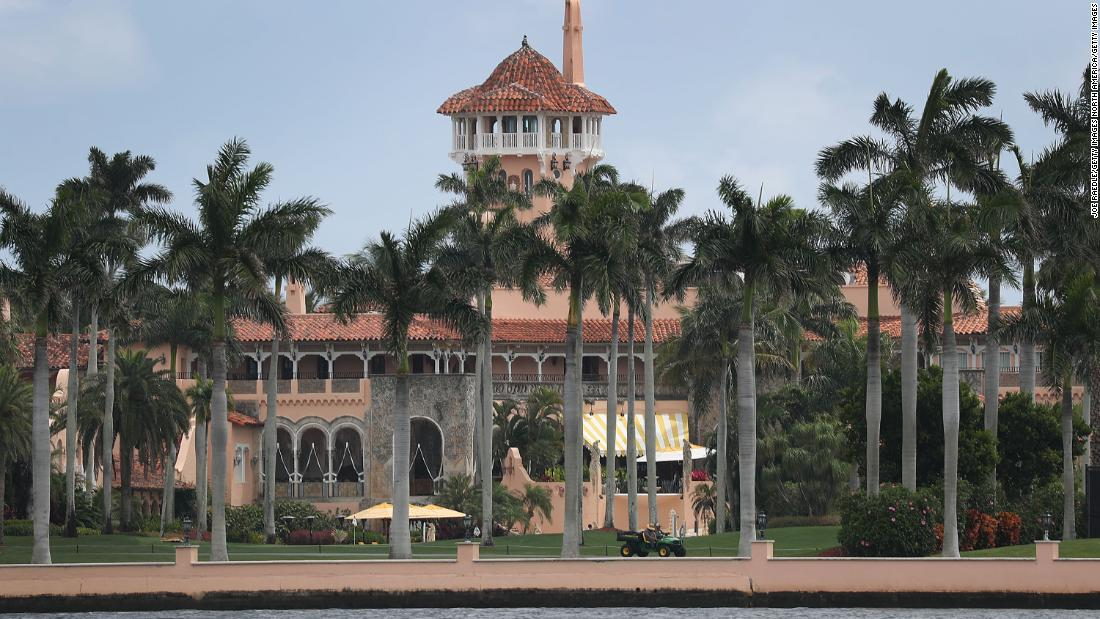 Trump's Mar-a-Lago resort to partially reopen Saturday