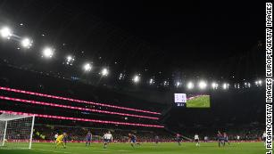 Spurs stadium: Tottenham opens $1 3 billion venue with win - CNN