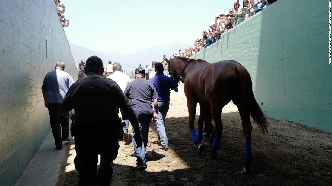 Santa Anita: Why California can't just close race track - CNN