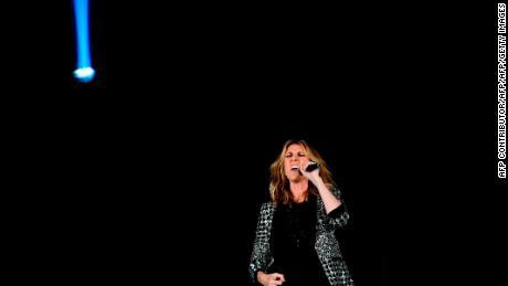 Celine Dion announces new tour and new album.