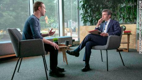 Mark Zuckerberg says Facebook won't delay livestreams after New Zealand massacre