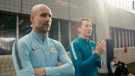 Copa90: Guardiola reveals coaching secrets - to pub team