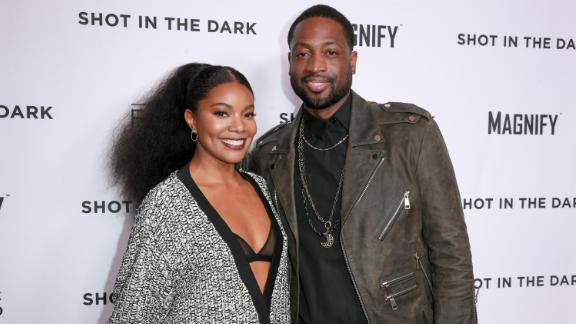 Dwyane Wade and his actress wife Gabrielle Union are known for their roles in charitable causes and interests in fashion.