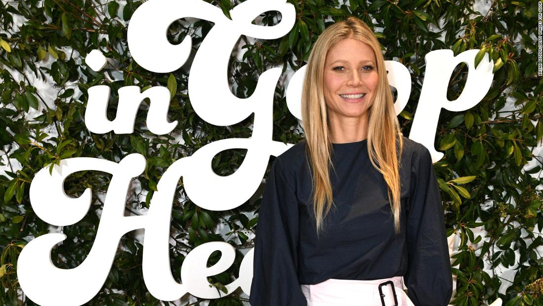 Gwyneth Paltrow's holiday gift guide includes a BDSM kit