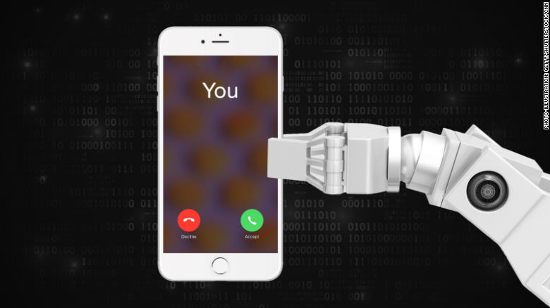 The frightening future of robocalls: Numbers and voices you know