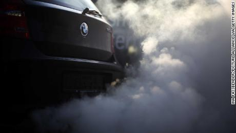 The EU suspects German carmakers in colluding to delay clean technology in the air