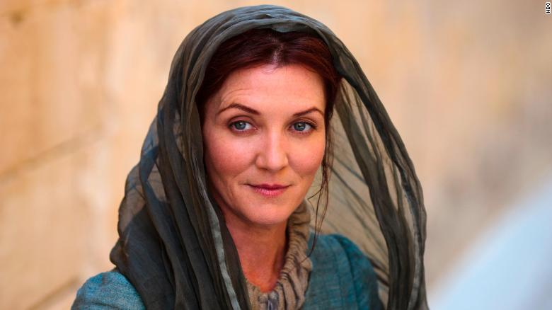 Catelyn Stark, whose efforts to vanquish the Lannisters ended badly for her.