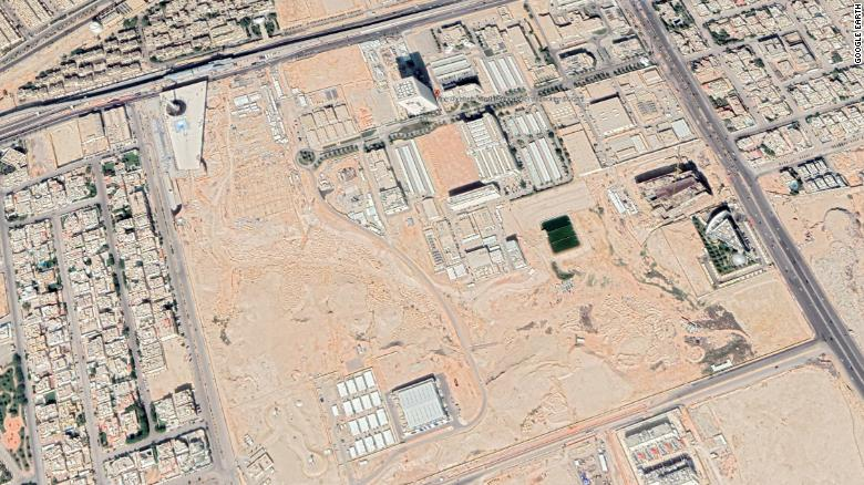 Saudi Arabia's first nuclear reactor is located in the King Abdulaziz City for Science and Technology in Riyadh.