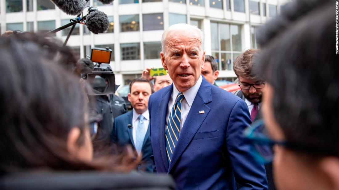 Joe Biden will confront a new political era as he launches his campaign