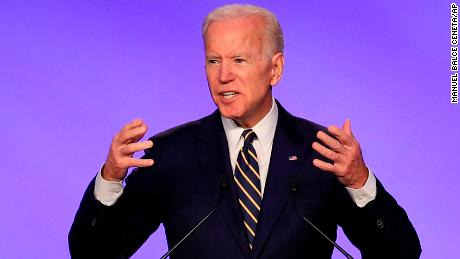 A Biden 2020 candidacy would confront Democratic Party with its past