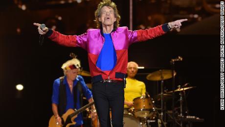 Los Rolling Stones le dicen a la campaña de Trump que deje de tocar sus canciones en las manifestaciones