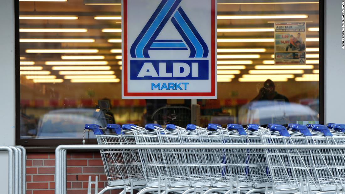 Flour sold at ALDI recalled after 17 people in 8 states get sick