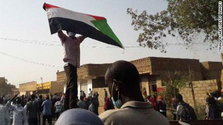 Inside the crackdown on protests in Sudan