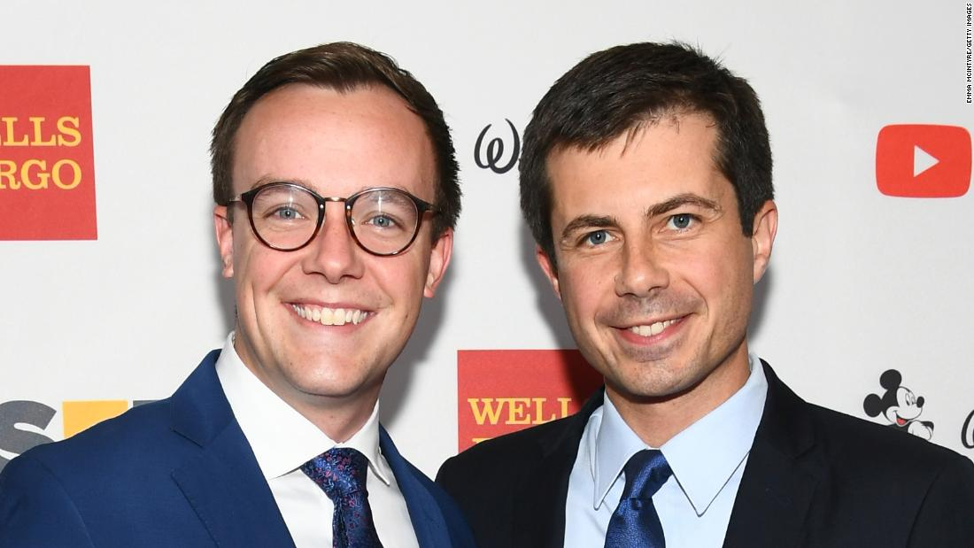 Pete Buttigieg's not-so-secret weapon is his husband, Chasten ...