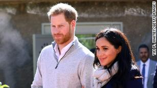 Harry and Meghan could 'move to Africa' after birth of royal baby