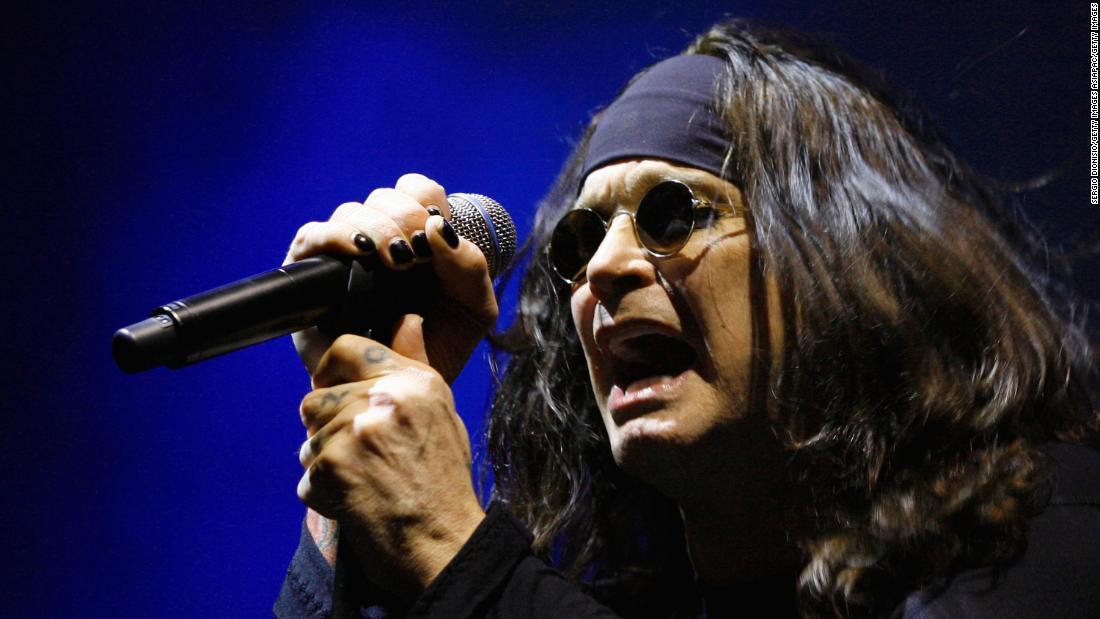 Ozzy Osbourne reveals he has Parkinson's disease