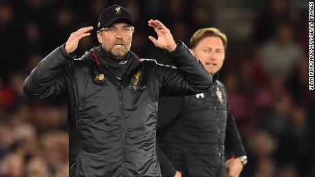 Premier League: Liverpool overcome scare at Southampton - CNN