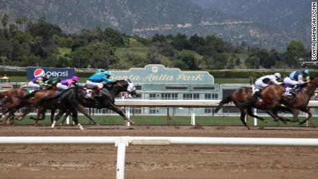 29 horses have died at Santa Anita this season. It's nowhere near the track's deadliest year -- not by a long shot