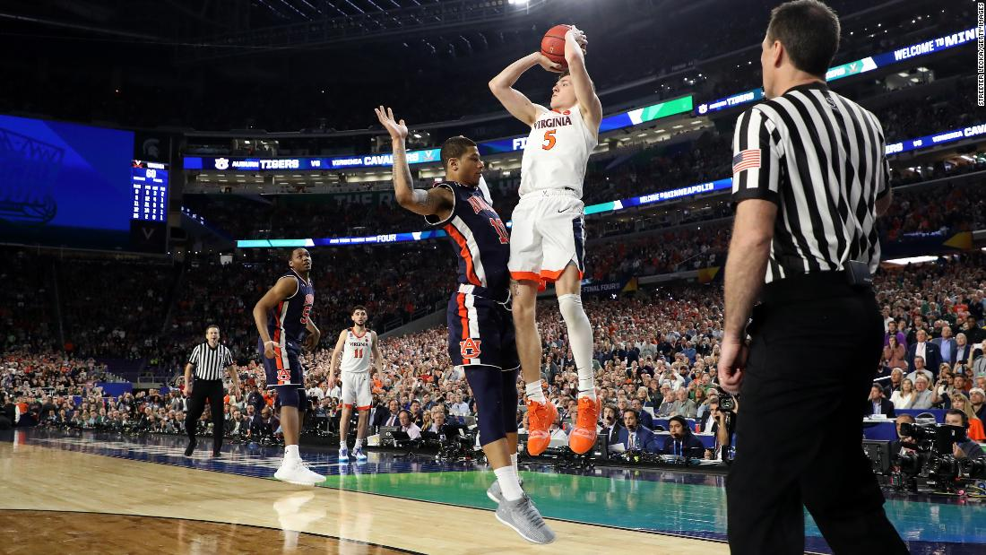 4c722255d35 NCAA men s Final Four  Virginia