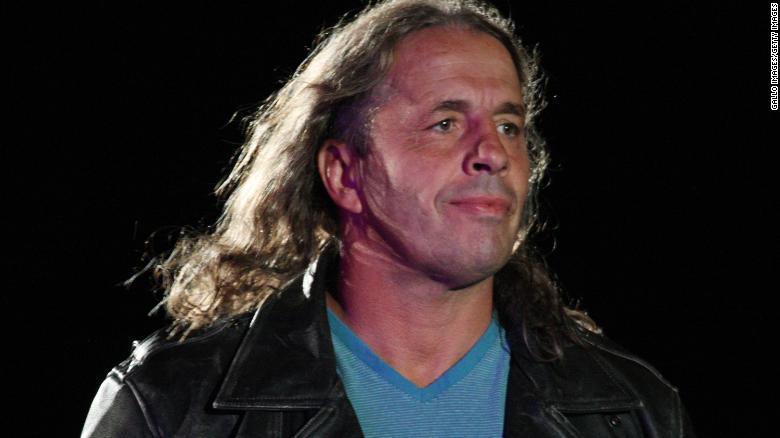 Spectator tackles pro wrestler during WWE event