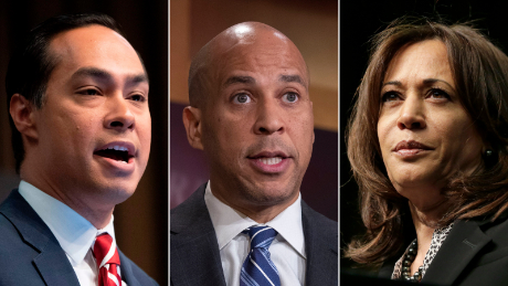 Are calls for 2020 candidates to reject big money hurting candidates of color?